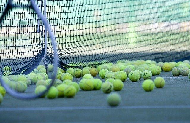Priprema, pozor,….tenis škola start!
