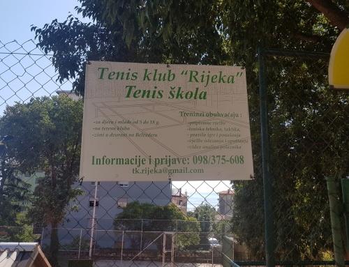 Tenis škola