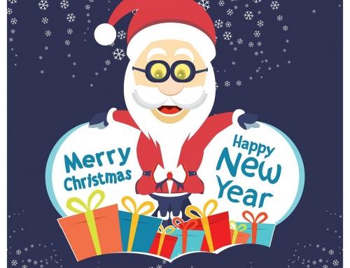Sretan Božić i sretna Nova godina!